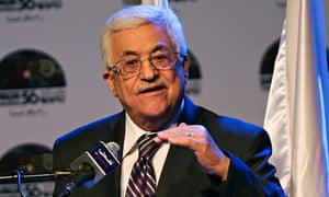 Mahmoud Abbas on missing Israeli teenagers