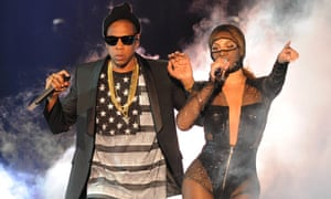 Beyonce and Jay-Z in Miami On the Run tour