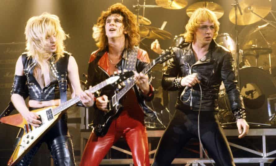 Judas Priest - Mar 1980