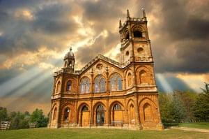 Cool Cottages Home: Gothic Temple