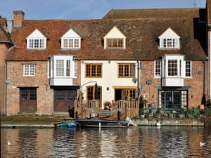 Cool Cottages Home: Boathouse