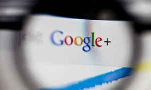 Google+ integration into search is lessened.