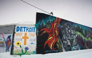 Detroit is the largest city by population in US history to file for bankruptcy.