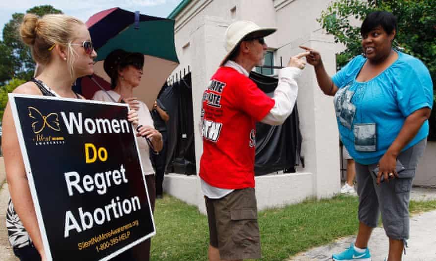 abortion buffer zone