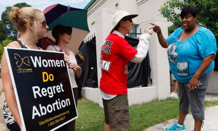 abortion buffer zone