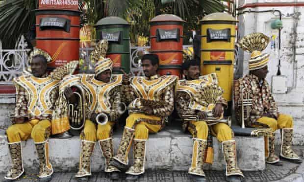 brass wedding band amritsar india