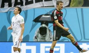 Germany v USA, FIFA World Cup, Group G, Arena Pernambuco, Recife, Brazil - 26 Jun 2014