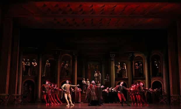 """Romeo and Juliet: """"the ballet world's state of origin""""."""