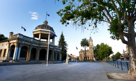 Many Bendigo residents seem embarrassed by the attention Bendigo has received.