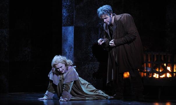 Rigoletto review – claustrophobic drama about a broken court