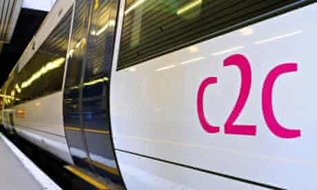 The Essex Thamside rail franchise has been extended to c2c for another 15 years.