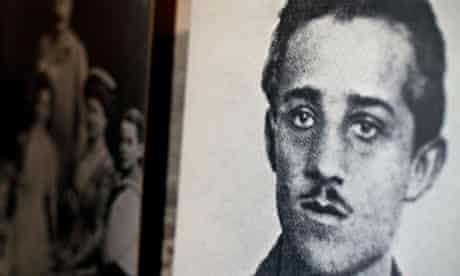 Bosnian-Serb nationalist Gavrilo Princip