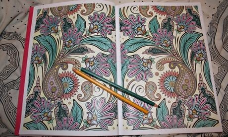 Why Colouring In Books Are The New Therapy