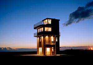 former coastguard tower, Dungeness