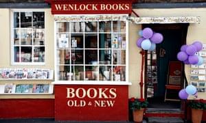 Wenlock Books in Much Wenlock