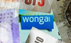 Wonga fake letters