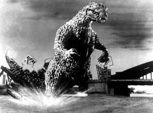 Godzilla: Godzilla 1954