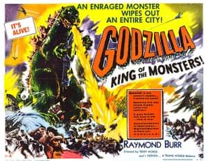 Godzilla: Godzilla, King of the Monsters!