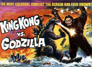 Godzilla: King Kong vs Godzilla