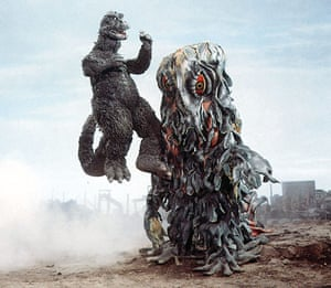 Godzilla: Godzilla vs The Smog Monster