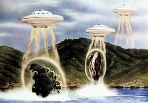 Godzilla: Invasion of Astro-Monster