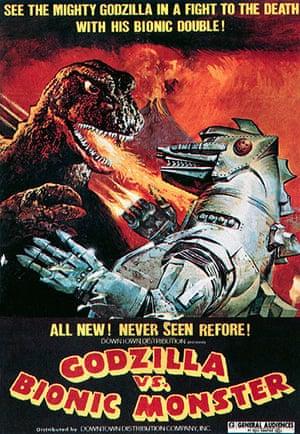 Godzilla: Godzilla vs. Mechagodzilla