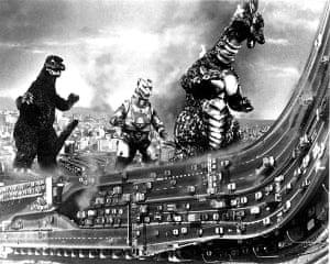 Godzilla: Terror of Mechagodzilla