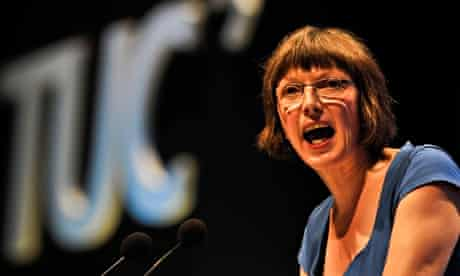 Frances O'Grady speech
