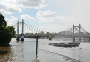 Now And Then London Bridges In Pictures Uk News The Guardian