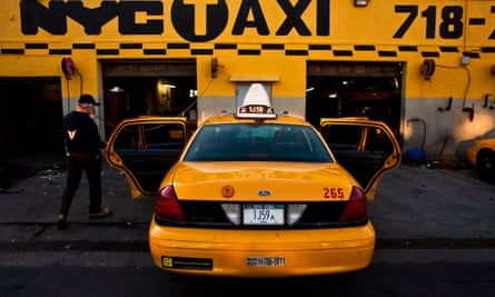 Data about New York city taxi drivers and rides could be de-anonymised, researchers warn.