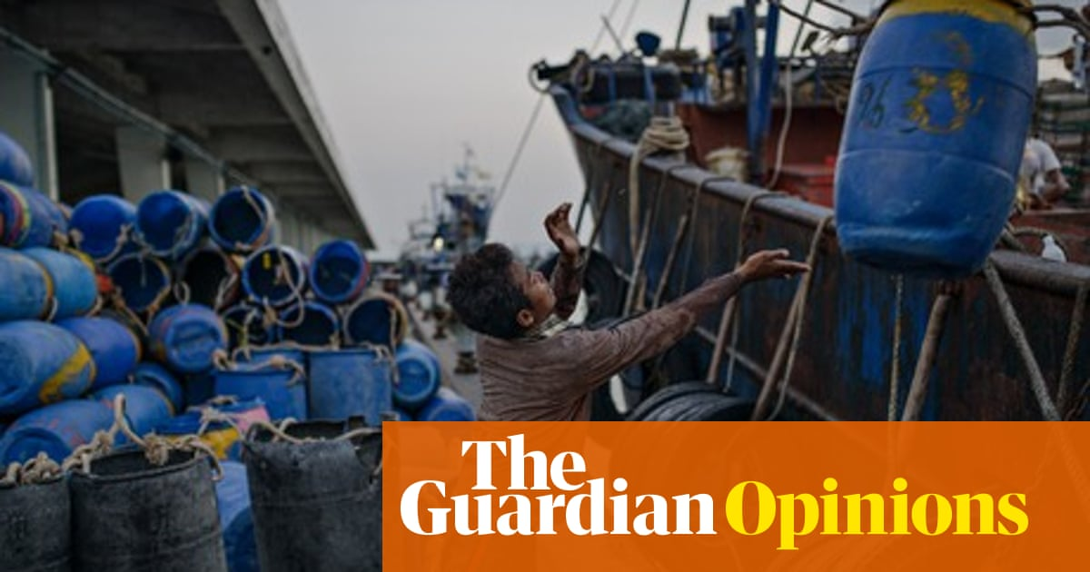 Modern slavery will continue if corporations keep passing