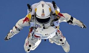 Felix Baumgartner Red Bull Stratos