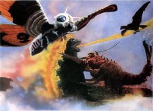 Godzilla: Godzilla vs. the Sea Monster