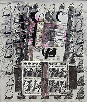 Jackson Pollock Artforum, 1972-88