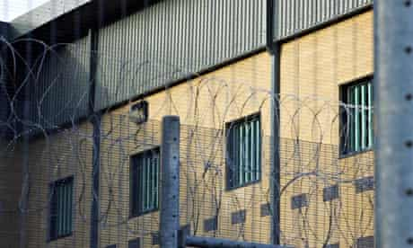 Harmondsworth immigration detention centre