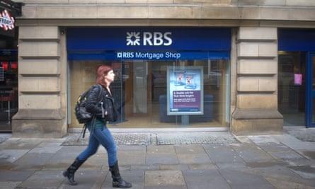 An RBS branch
