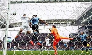 Uruguay England football