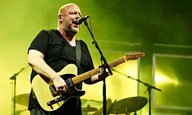 Pixies Black Francis glastonbury 2014