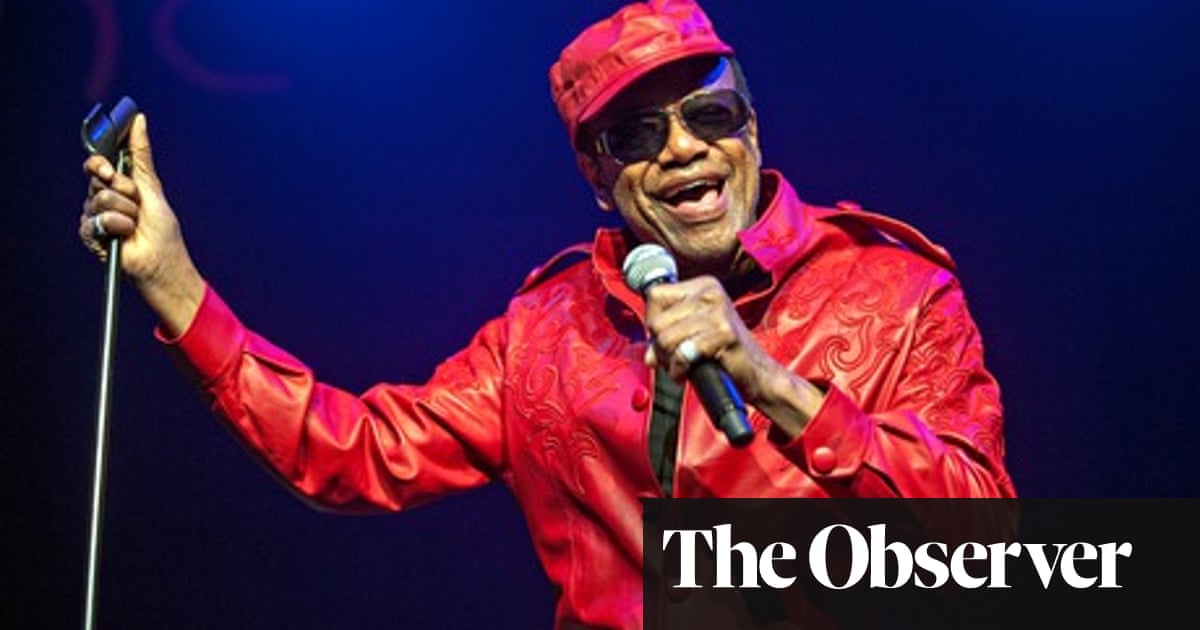 Bobby Womack, gospel-soaked baritone and the very last of