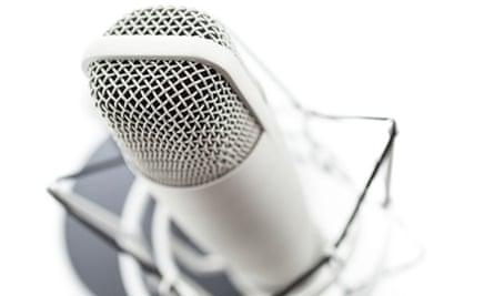 microphone generic radio