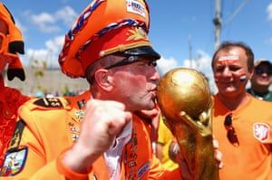 sport: Netherlands v Mexico: Round of 16 - 2014 FIFA World Cup Brazil