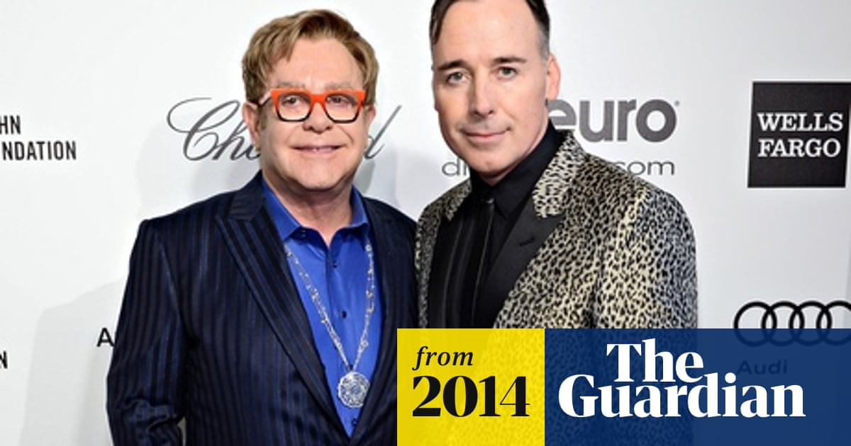 Sir Elton John: Jesus would have supported gay marriage