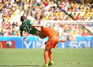 sport.: Netherlands' forward Arjen Robben