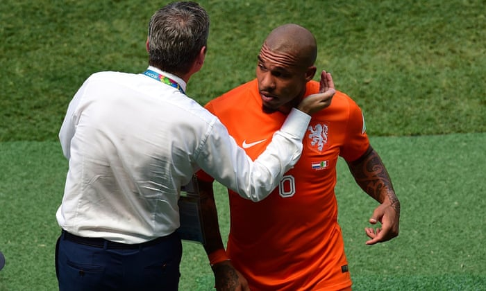 cff0e48a8cc Holland v Mexico  World Cup 2014 – as it happened!