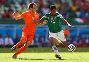 sport-: Netherlands v Mexico: Round of 16 - 2014 FIFA World Cup Brazil
