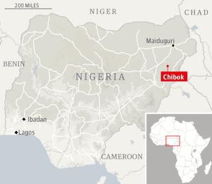 Nigeria Chibok