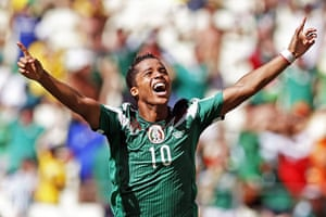 sport--: Round of 16 - Netherlands vs Mexico