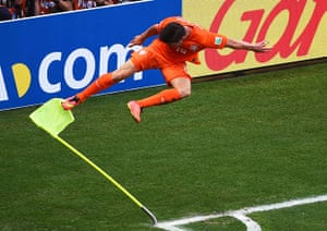 sport/: Netherlands v Mexico: Round of 16 - 2014 FIFA World Cup Brazil
