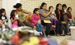 migrant undocumented migrant children us immigration
