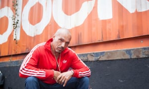 "David Morales … 'Frankie Knuckles was my older ""sister"". Photograph: Alicia Canter for the Guardian"